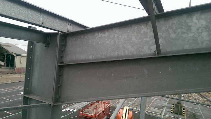 Used Steel Framed Buildings : Used steel portal frame buildings page design